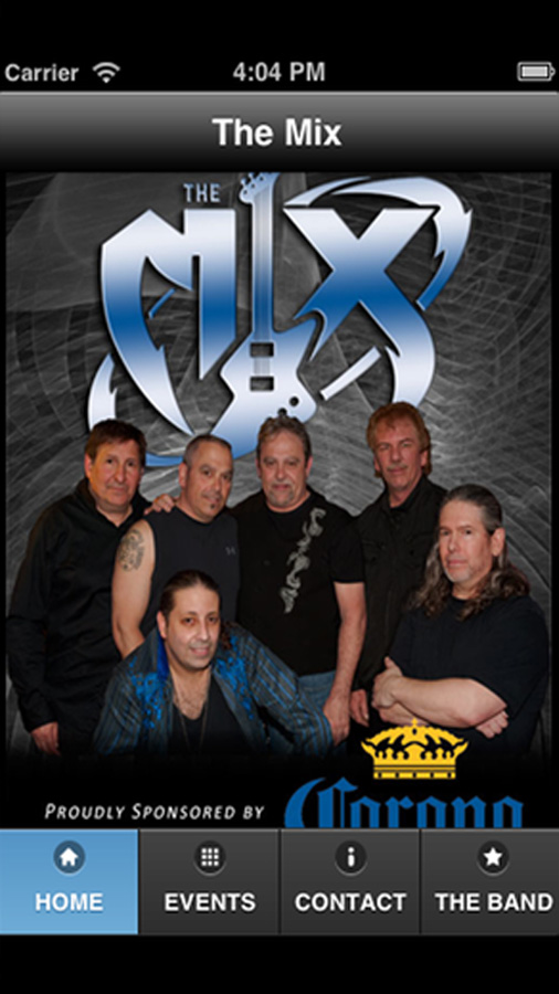 The Mix Rock Band